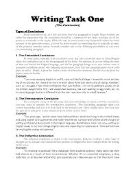 Writing Introductions and Conclusions  Some Top Tips     CONCLUSION TO MY ESSAY POOR EXAMPLE