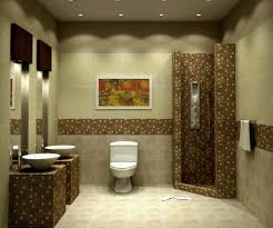 simple mosaic tile bathroom ideas on small home remodel ideas with