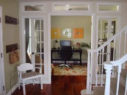 Office Door Design Great Idea Turned Unused Dining Room Into Beautiful Home Office