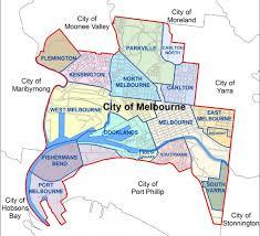 Chicago Suburbs Map Melbourne Map Suburbs Map Melbourne Suburbs Australia