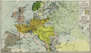 Europe After Ww1 Map by Interesting