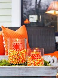 how to look scary for halloween 9 halloween front porch decorating ideas hgtv