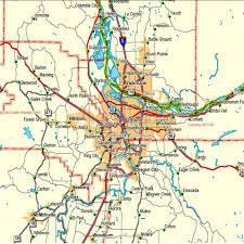 Map Of Portland Maine by Portland Metropolitan Area