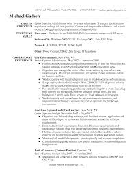 Technical Skills On Cv Sharepoint Resume Examples Resume For Your Job Application