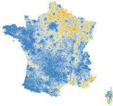 Map Of South Of France by How France Voted The New York Times