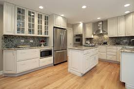 kitchens with granite and white cabinets amazing sharp home design