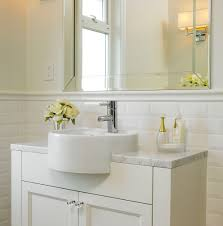 Wainscoting Ideas Bathroom by Wainscoting Bathroom Subway Tile U2014 Home Ideas Collection Guide
