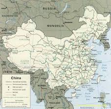 Fuzhou China Map by Maps Of China China City Maps China Travel Map China Provinces Map