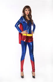 Supergirl Halloween Costume Cheap Supergirl Costume Women Aliexpress Alibaba