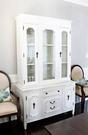am dolce vita dining room hutch buffet reveal