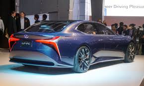 lexus concept cars top concept cars of 2016 autonxt