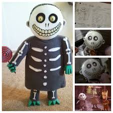 diy nightmare before christmas halloween props nightmare before