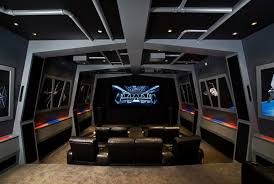Home Theater Design Pictures 4 Rooms With Out Of This World Star Wars Home Theater Design