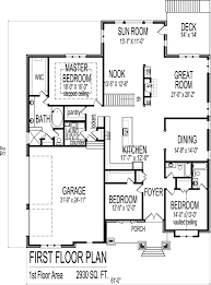 floor plan 4 bedroom bungalow memsaheb net