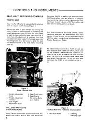 ford 5610 6610 7610 ii and 7810 includes s models tractors