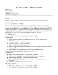 Objectives For Resume Samples  objectives in resume samples