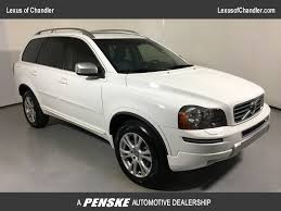 lexus of glendale 2013 used volvo xc90 fwd 4dr at toyota of surprise serving phoenix