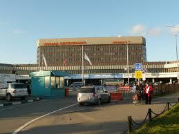 Aéroport de Moscou-Cheremetievo