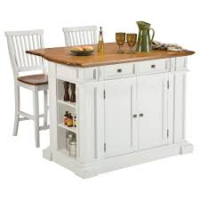 rustic casual dining room with counter height tables set white