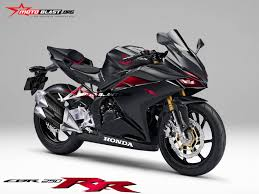 cbr bike latest model honda cbr250rr rendered with twin silencers debut soon