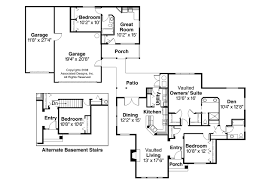 100 in law floor plans in law addition plans garage plans