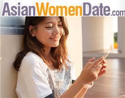 Asian women date logo