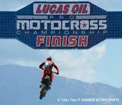 motocross race tonight utahn landon powell does it all to race in motocross circuit