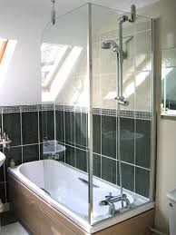 ideas u0026 tips for creating stylish over bath showers