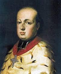 Portrait of Archduke Maximilian Francis