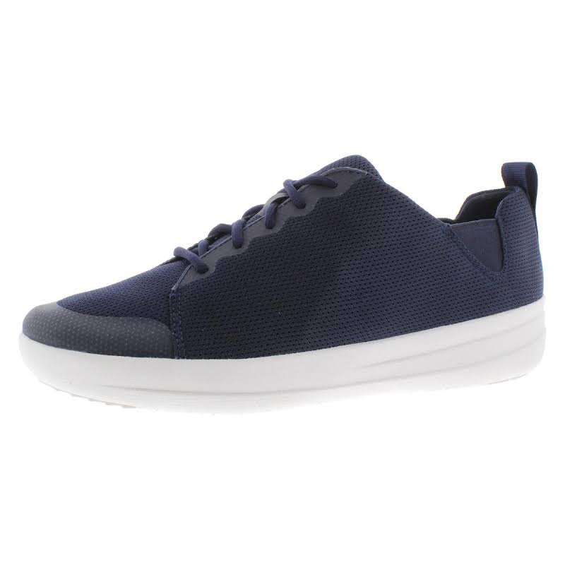 Fitflop F-Sporty Anatomicush Slip On Sneakers Navy 8.5 Medium (B,M)