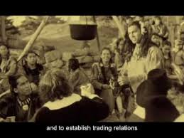 The History Of Thanksgiving Video The American Thanksgiving Story English Subtitles Youtube