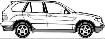 Bmw X5 E53 - the blueprints com blueprints u003e cars u003e bmw u003e bmw x5 e53 2004