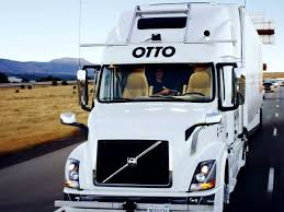 how much is a new volvo truck uber u0027s self driving truck startup otto makes its first delivery
