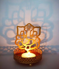 Diwali Decoration In Home Buy Tealight Candle Home Decor Diwali Gift Decoration For Your