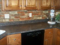 metal backsplash oil rubberd bronze panel kitchen metal faux tin