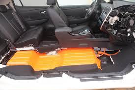 nissan leaf year changes tesla model s battery vs nissan leaf battery vs chevy volt battery