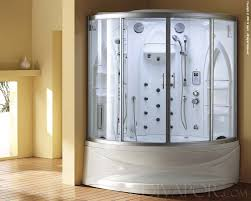 Shower Bath 1600 1600mm X 850mm Whirlpool Steam Shower Bath Spa Furniture Store Uk