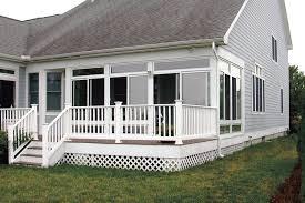 Enclosing A Pergola by View 3 Season Enclosed Porch Aluminum Patio Room Photos