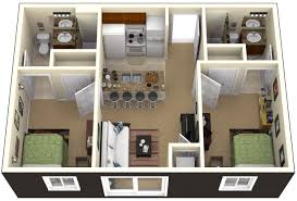 Small House Plans Cottage by One Bedroom House Plans 3d Google Search Home Sweet Home