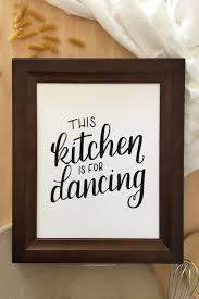 Kitchen Wall Pictures Cozy Rustic Modern Kitchen Wall Decor I Love My New Kitchen Wall