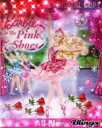 Barbie in The Pink Shoes (2013) [Latino]