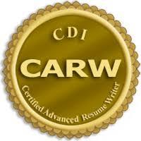Certified Advanced Resume Writer  CARW  Credential Career Directors International