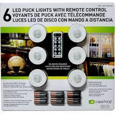 Lights Under Kitchen Cabinets Wireless by Powerplus 6 Led Wireless Under Kitchen Cabinet Cupboard Stair