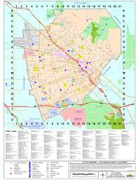 California Maps Burbank Map California California Map
