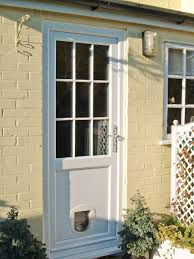 cat flap in double glazed patio door choice image glass door