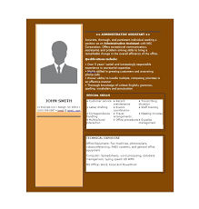 Office Assistant Resume Sample by 20 Free Administrative Assistant Resume Samples Template Lab