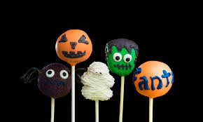Cake Pops Halloween by Cake Pops The Coca Cola Company
