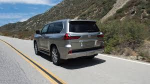 does lexus make minivan 2017 lexus lx 570 pricing for sale edmunds