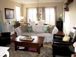 white covered velvet sofa set small living room dining room combo