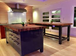 decor blended maple butcher block counter top for kitchen